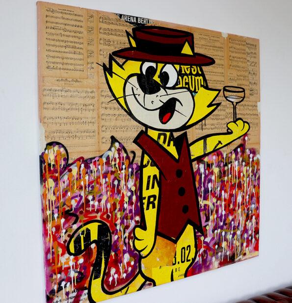topcat artwork
