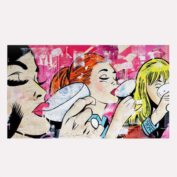 girls night out art