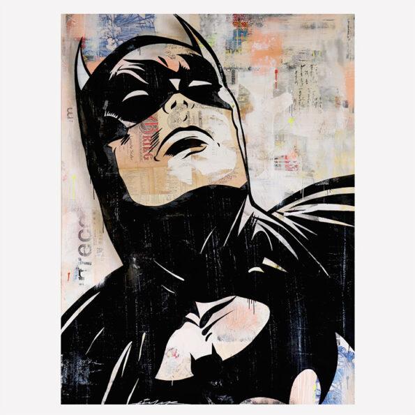 batman urban streetart